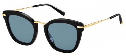 Max Mara MM NEEDLE IX 807/KU Black - Blue