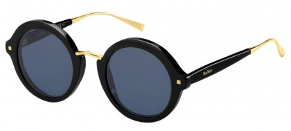 Max Mara MM NEEDLE VIII 807/KU Black - Blue
