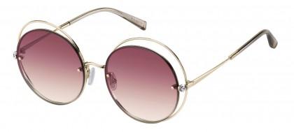 Max Mara MM SHINE I 3YG/3X Pale Gold - Pink Shaded