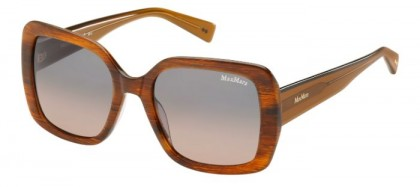 Max Mara MM THICKNESS II BSP  (PR) Wood Brown - Grey Brown Double Gradient