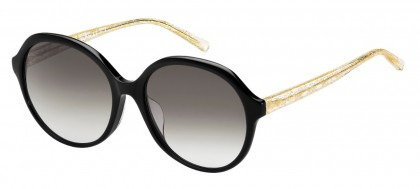 Max Mara MM TWIST II FS 807/IB Black - Grey