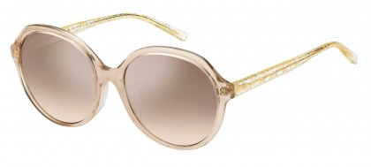 Max Mara MM TWIST II FS FWM/G4 Nude - Brown Shaded