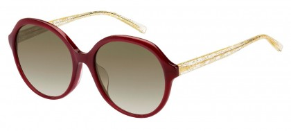 Max Mara MM TWIST II FS LHF/HA Bordeaux - Brown Shaded