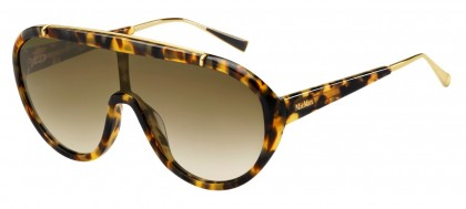 Max Mara MM WINTRY/G WR9/HA Blonde Havana - Dark Brown Shaded
