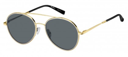 Max Mara MM WIRE II RHL/IR Gold - Dark Grey