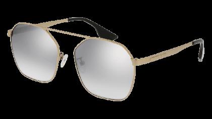 Mcq MQ0076S-004 Gold - Silver Matte