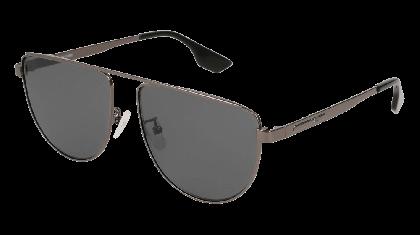 Mcq MQ0093S-001 Ruthenium - Grey Dark