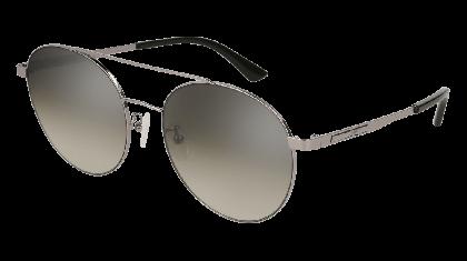 Mcq MQ0107SK-003 Ruthenium - Silver Shiny
