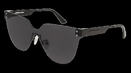 Mcq MQ0130S-001 Grey Black - Grey Shiny