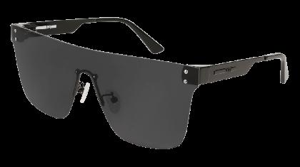 Mcq MQ0131S-001 Grey Black - Grey Shiny