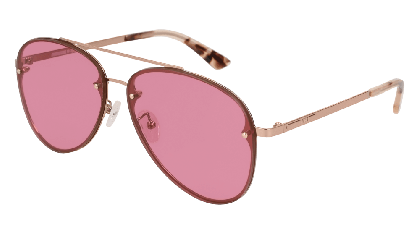 Mcq MQ0136S-012 Gold - Pink Pink