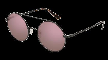 Mcq MQ0138S-001 Black - Pink Shiny