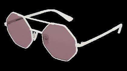 Mcq MQ0139S-006 White - Violet Matte