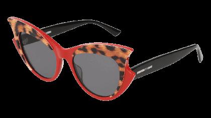 Mcq MQ0142S-005 Multicolor Black - Grey Red