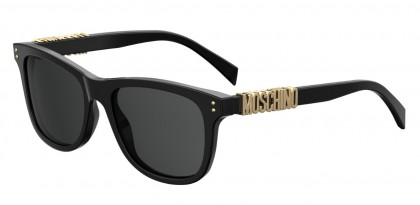 Moschino MOS003/S 807/IR Black - Dark Grey