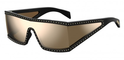 Moschino MOS004/S 2M2/SQ Black - Gold
