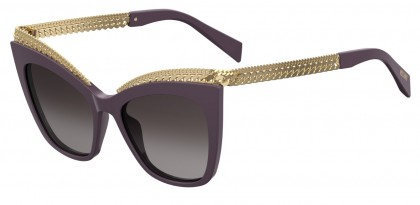 Moschino MOS009/S B3V/9O Violet - Grey Violet Shaded