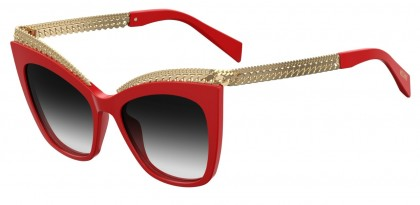 Moschino MOS009/S C9A/9O Red - Grey Shaded