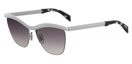 Moschino MOS010/S YL7/9O Silver - Grey Shaded
