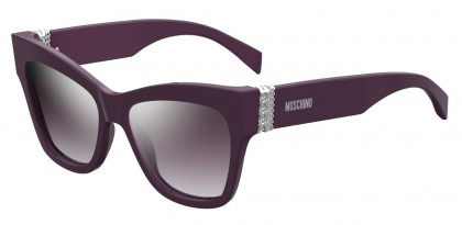 Moschino MOS011/S B3V/OE Violet - Violet Shaded