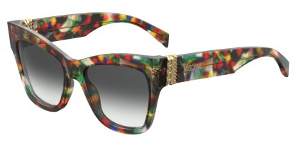 Moschino MOS011/S F74/9O Colored Havana - Grey Shaded