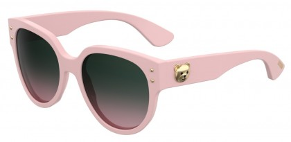 Moschino MOS013/S 35J/JP Pink - Grey Pink Shaded