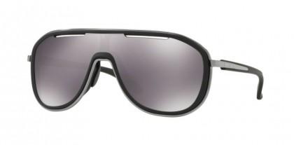 Oakley 0OO4133 OUTPACE 413302 Black - Gray Mirror