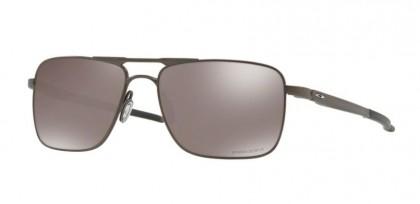 Oakley 0OO6038 GAUGE 6 603806 Pewter - Prizm Black Polarized