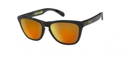 Oakley 0OO9013 FROGSKINS 9013E6 Black - Orange