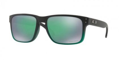 Oakley 0OO9102 HOLBROOK 9102E4 Jade Fade - Prizm Jade