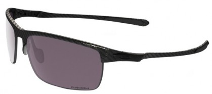 Oakley 0OO9174 CARBON BLADE 917407 Matte Satin Black - Daily Prizm Polarized