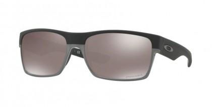 Oakley 0OO9189 TWOFACE 918938 Matte Black - Prizm Black Polarized