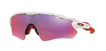Oakley 0OO9208 RADAR EV PATH 920805 Polished White - Prizm Road