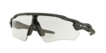 Oakley 0OO9208 RADAR EV PATH 920813 Steel - Clear to Black Photochromic