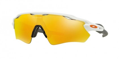 Oakley 0OO9208 RADAR EV PATH 920816 Polished White - Fire Iridium
