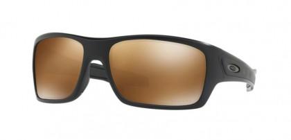 Oakley 0OO9263 TURBINE 926340 Matte Black - Prizm Tugsten Polarized