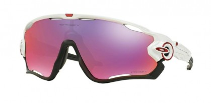 Oakley 0OO9290 JAWBREAKER 929005 Polished White -Prizm Road