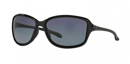 Oakley 0OO9301 COHORT 930104 Polished Black - Grey Gradient Polarized