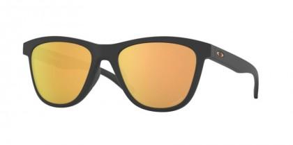 Oakley 0OO9320 MOONLIGHTER 932020 Velvet Black - Prizm Rose Gold