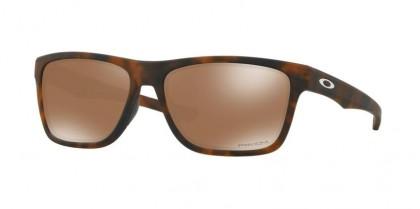 Oakley 0OO9334 HOLSTON 933410 Matte Brown Tortoise - Prizm Tungsten