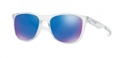 Oakley 0OO9340 TRILLBE X 934005 Polished Clear - Sapphire Iridium Polarized