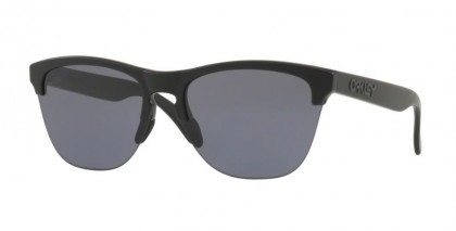 Oakley 0OO9374 937401 Matte Black - Grey