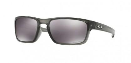 Oakley 0OO9408 SLIVER STEALTH 940803 Grey Smoke - Prizm Black