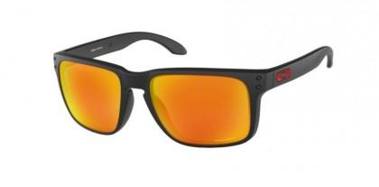 Oakley 0OO9417 941704 Matte Black - Prizm Ruby
