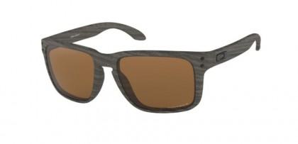 Oakley 0OO9417 941706 Woodgrain - Prizm Tungsten Polarized