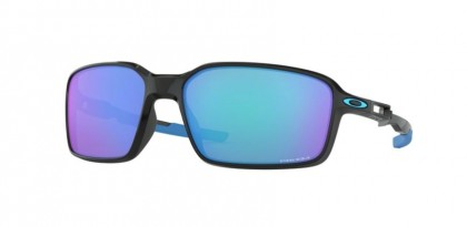 Oakley 0OO9429 942902 Polished Black - Prizm Sapphire