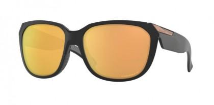 Oakley 0OO9432 REV UP 943208 Matte Black - Prizm Rose Gold Polarized