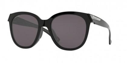 Oakley 0OO9433 LOW KEY 943301 Polished Black - Prizm Grey