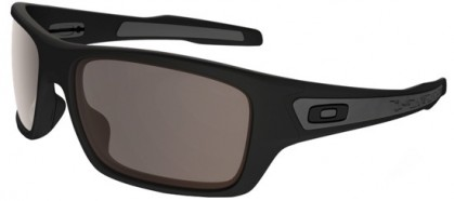 Oakley 0OO9263 TURBINE 926301 Matte Black - Warm Grey