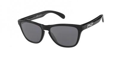 Oakley FROGSKINS XS 0OJ9006 900601 Polished Black - Grey